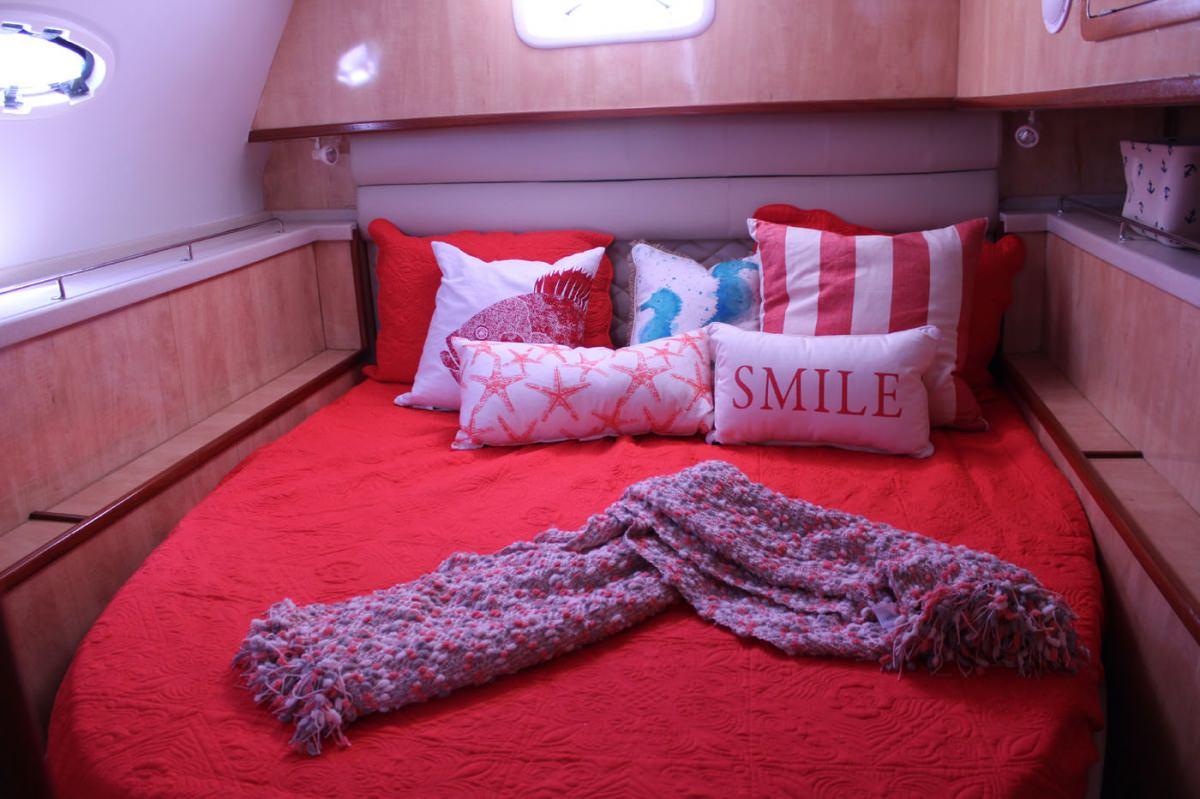 Queen cabin #4