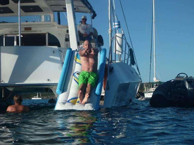 Catamaran Charter Karizma