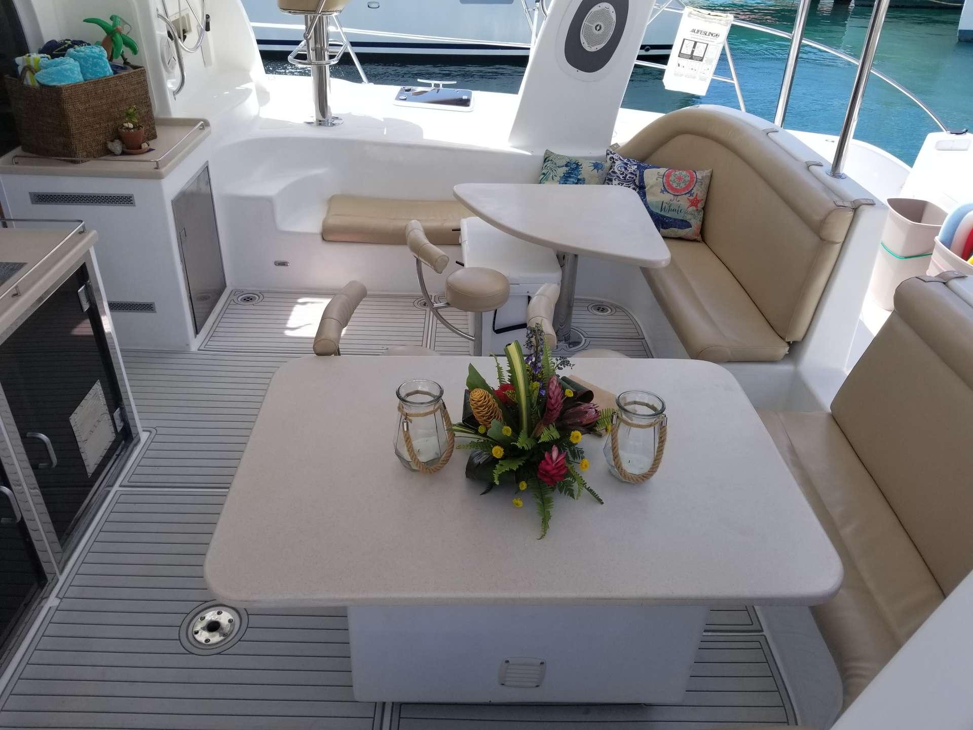 Sailing Yacht Karizma