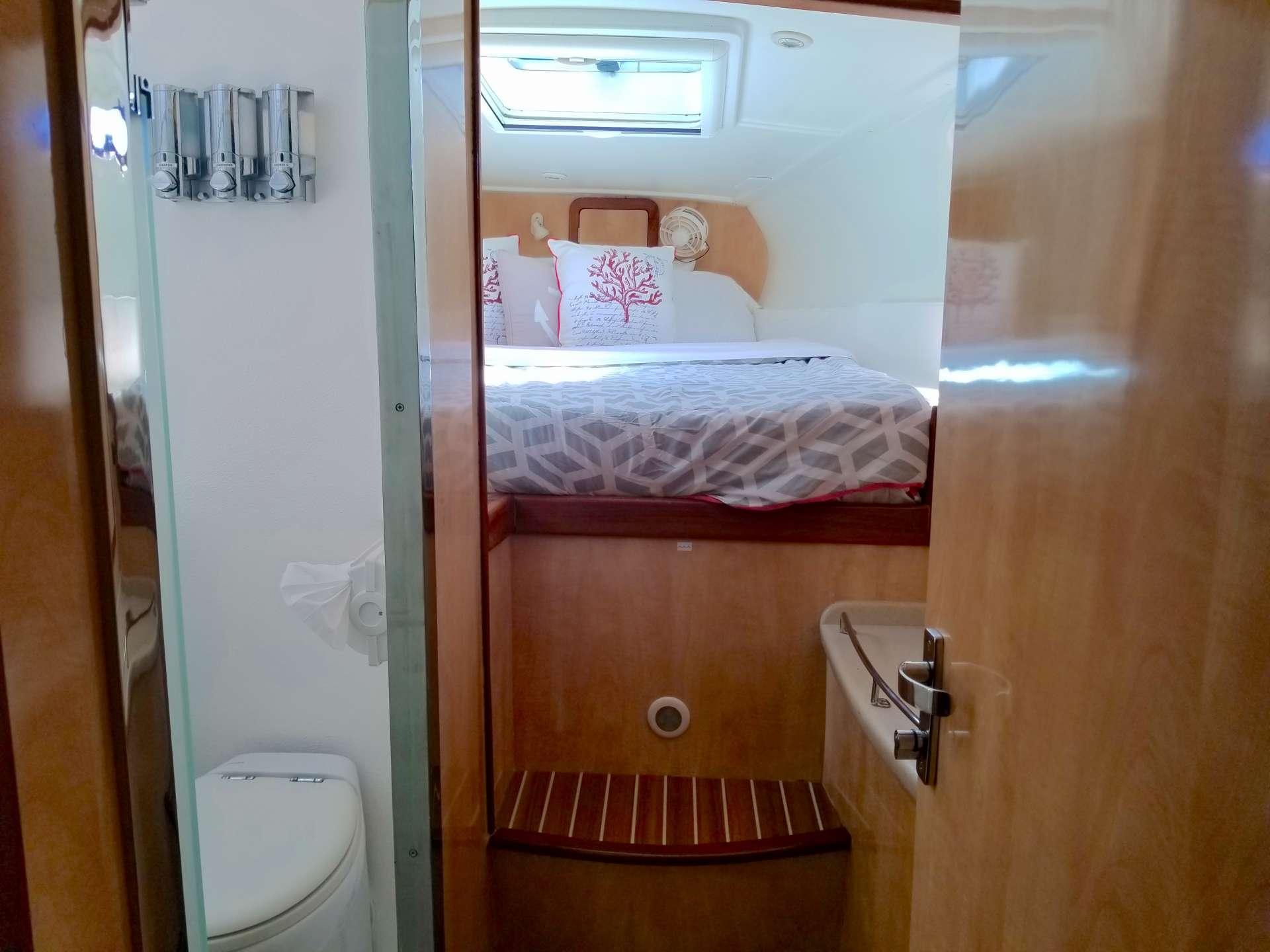 Queen Cabin