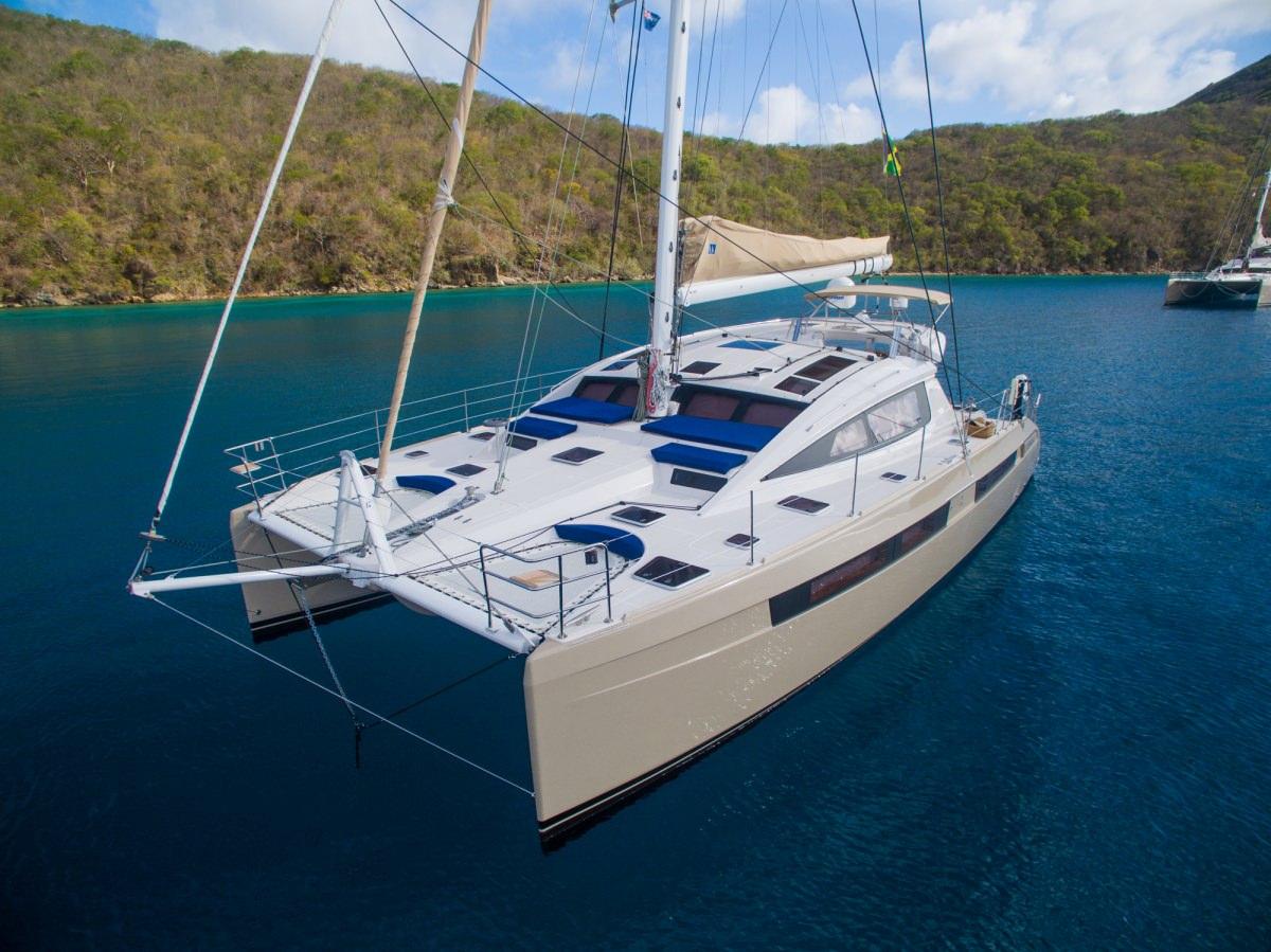 Catamaran Charter Xenia 50