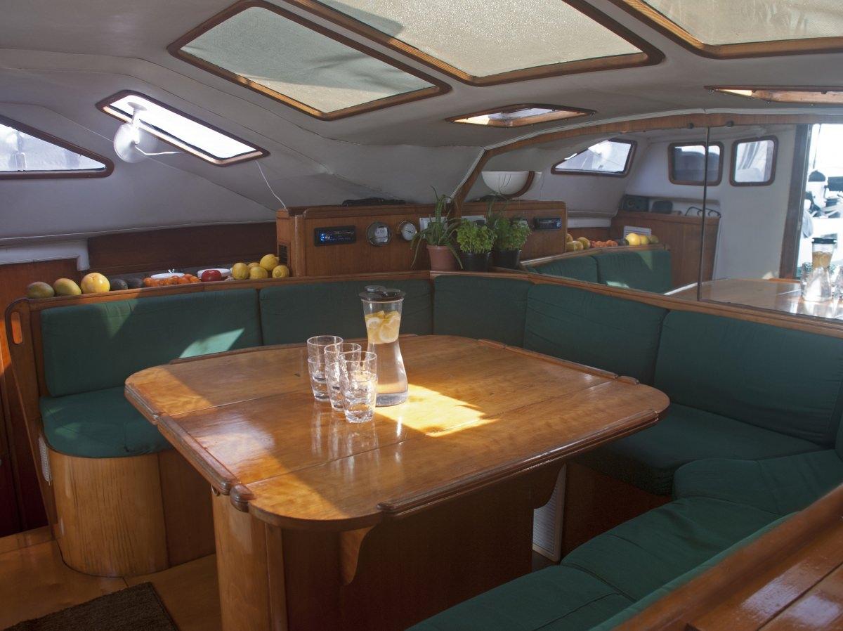 Catamaran Charter Ubuntu