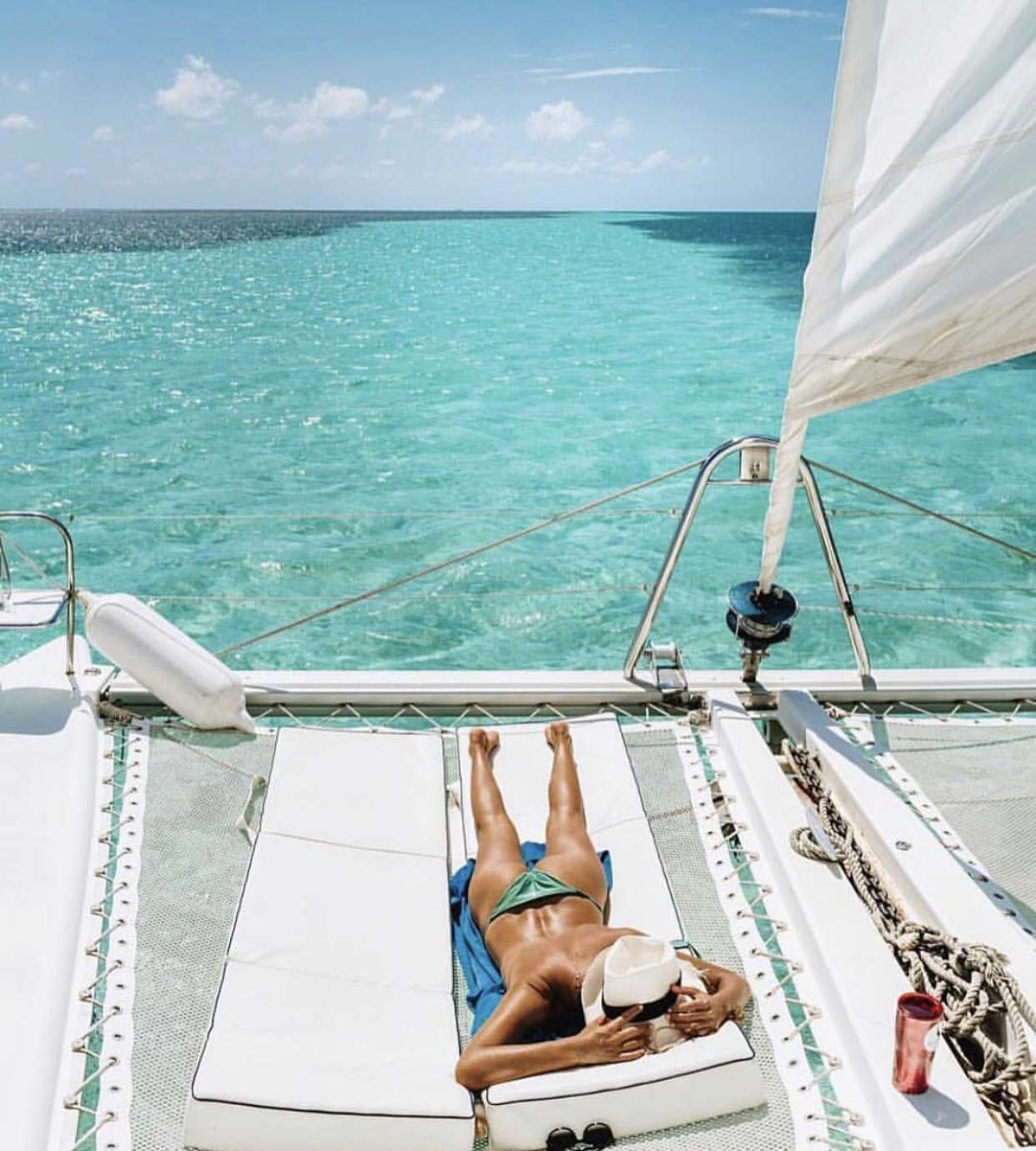 Catamaran Charter Doris