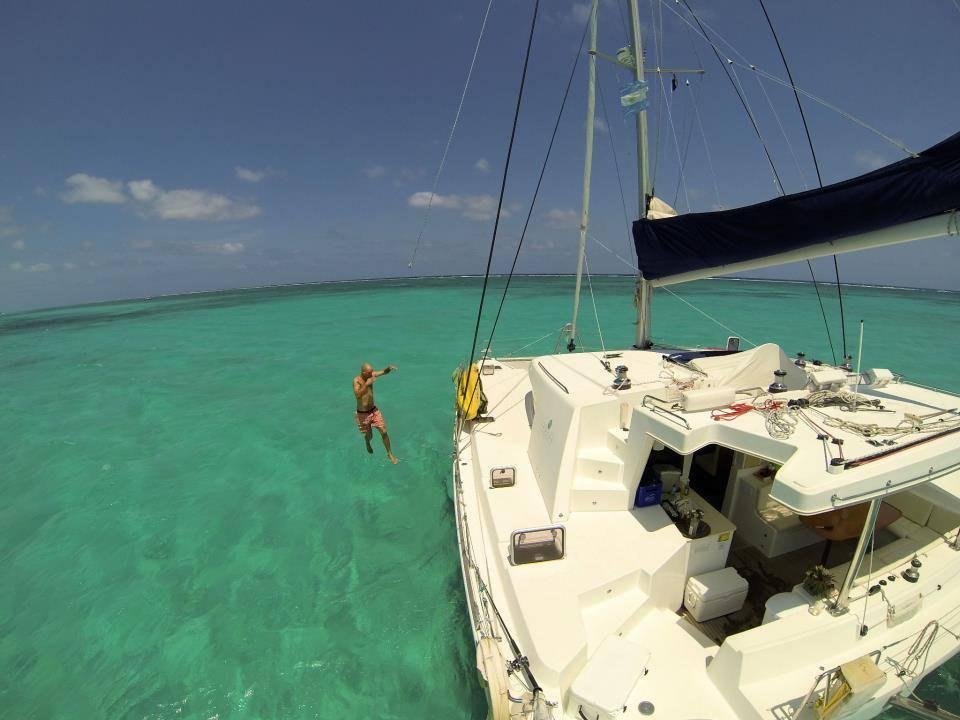 Catamaran Doris