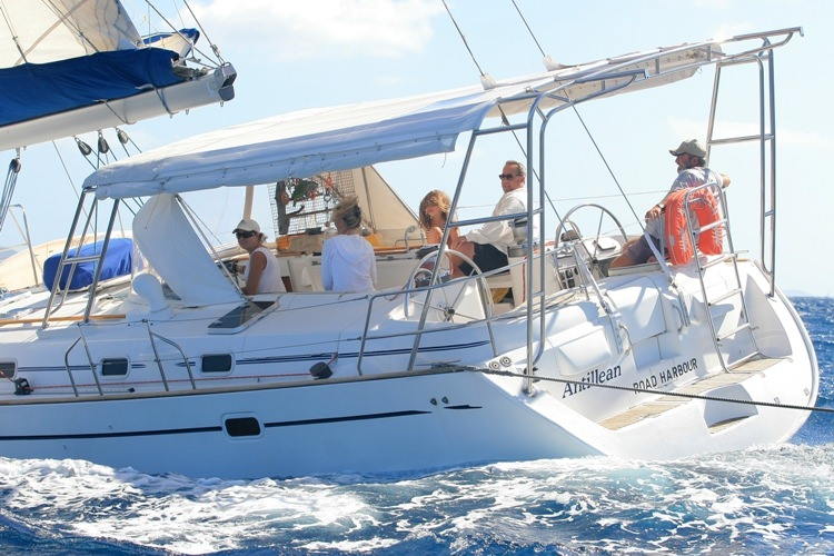 ANTILLEAN yacht image # 12