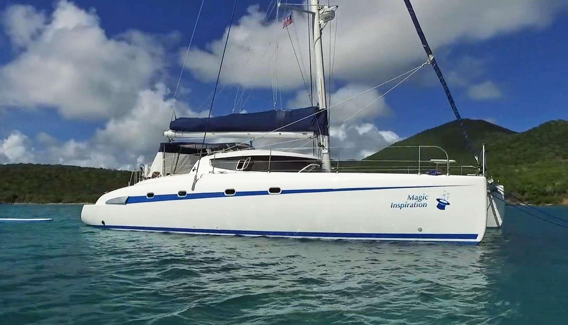 caribbean Windward virgin yachts island
