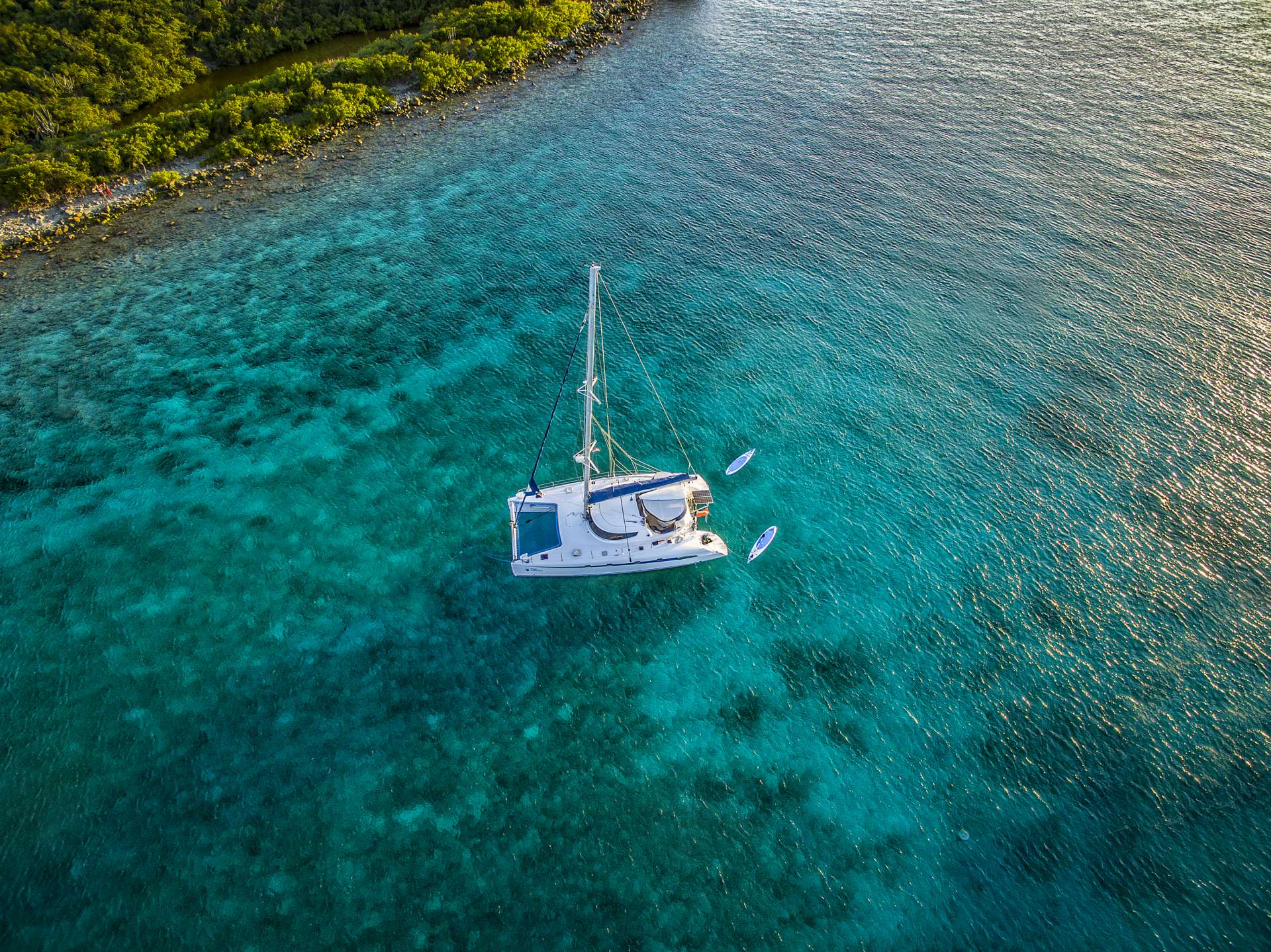 Catamaran Charter Magic Inspiration