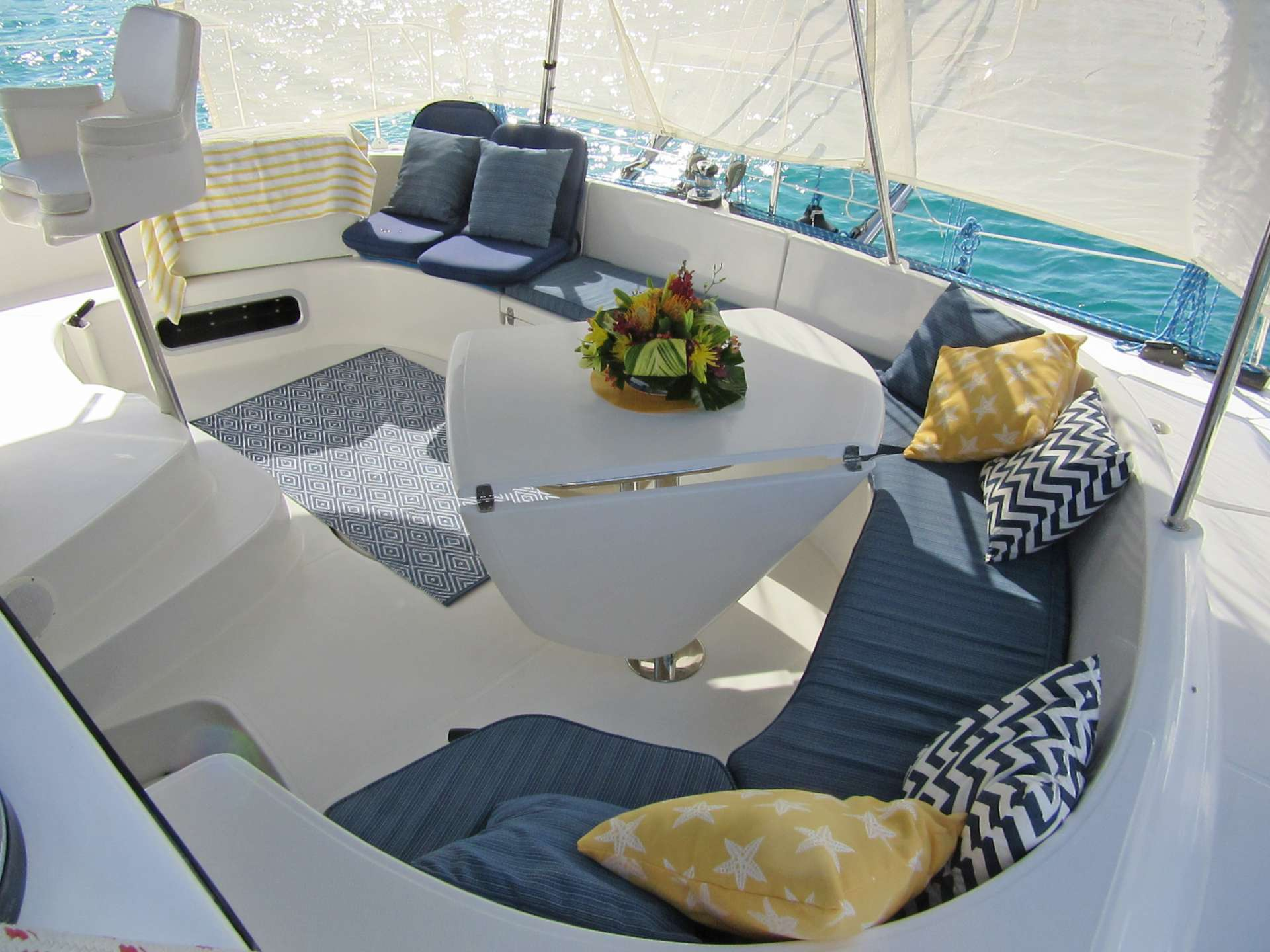 Catamaran Magic Inspiration