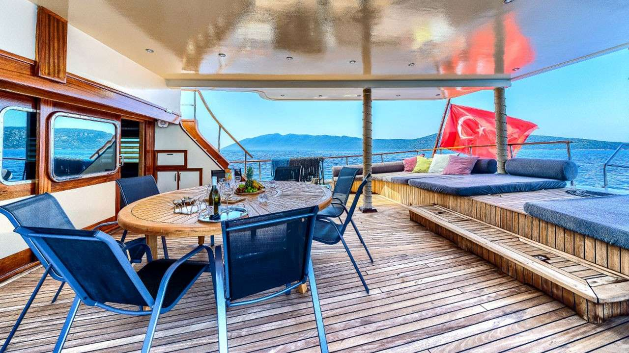 motor yacht ELARA 1 (former Halis Temel)