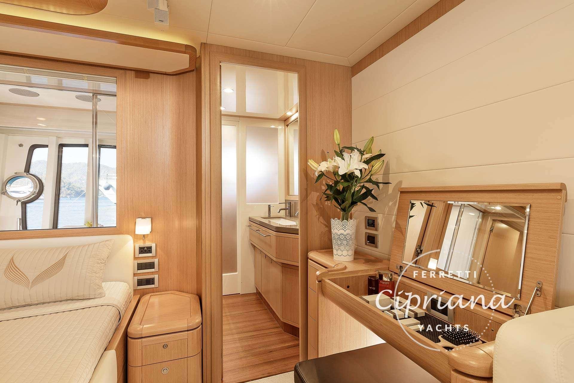 motor yacht CIPRIANA