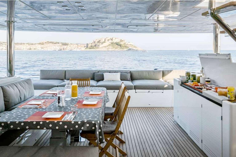 Yacht charter Twin (caribbean)