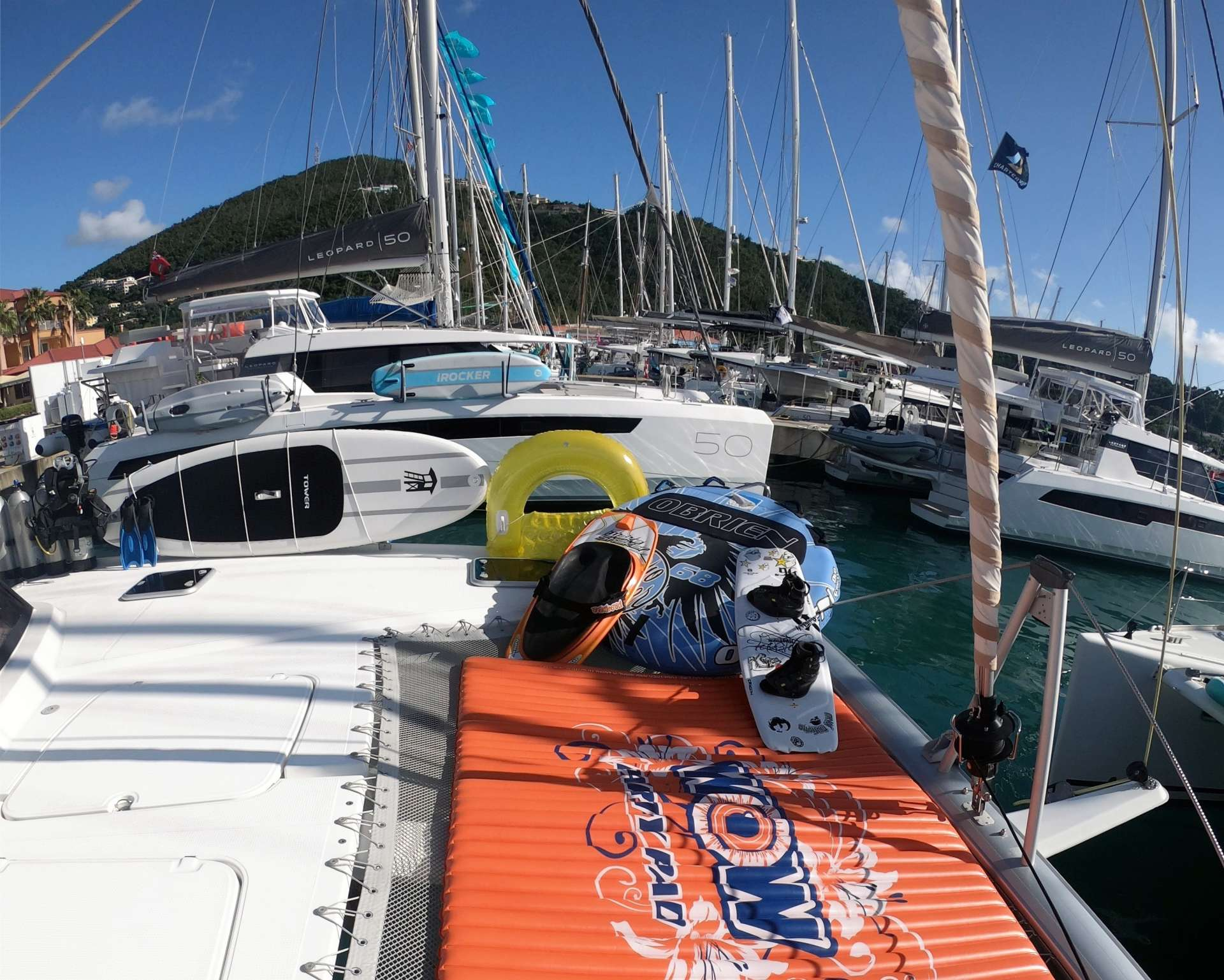 DOLPHIN SPLASH yacht image # 16