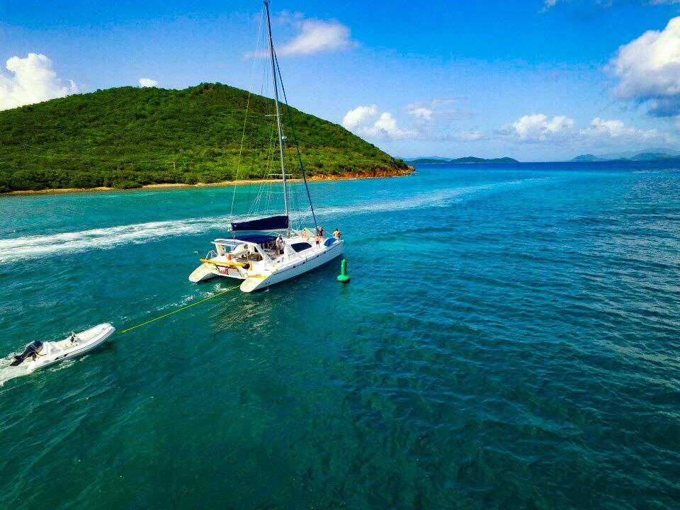 Catamaran Charter Siren Song