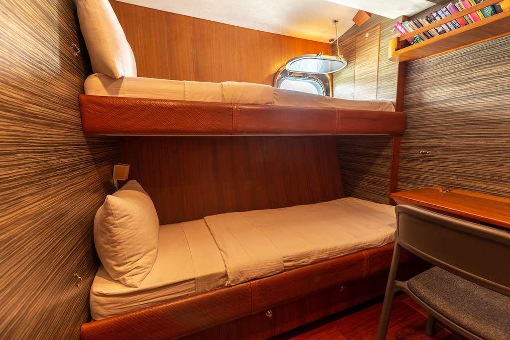 Twin Bunk cabin