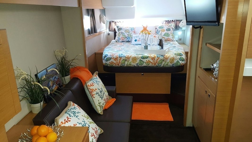 Large Master Suite Starboard