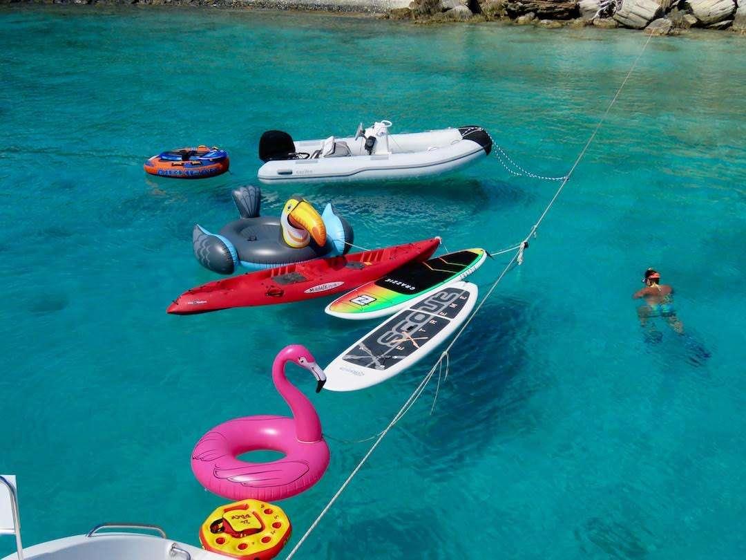 TURQUOISE TURTLE yacht image # 9