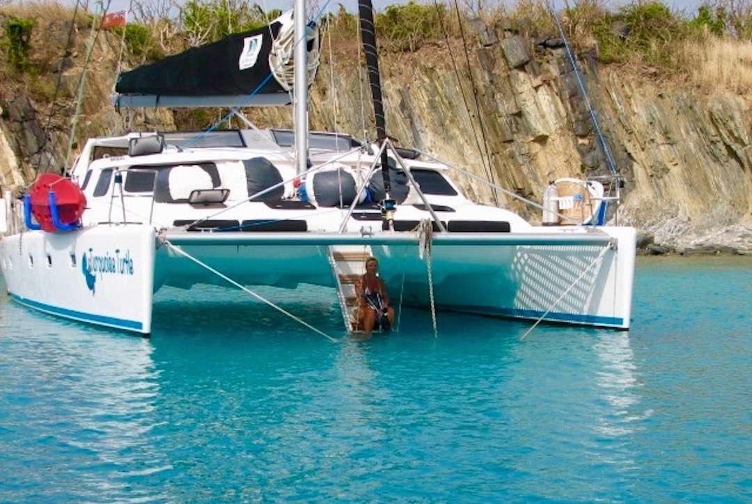 TURQUOISE TURTLE yacht image # 11