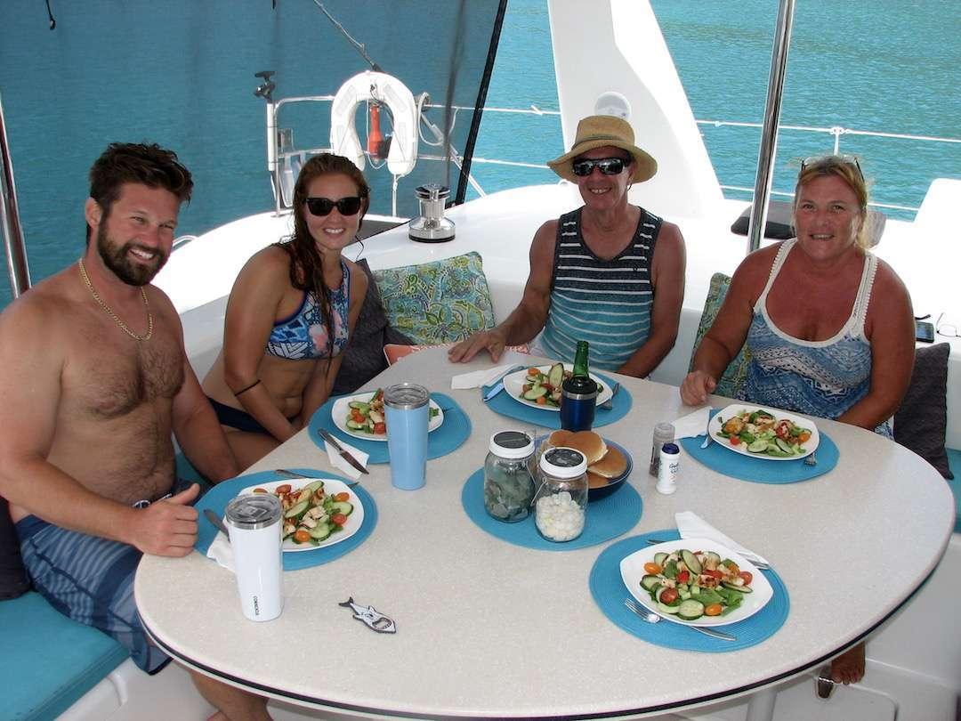 TURQUOISE TURTLE yacht image # 16