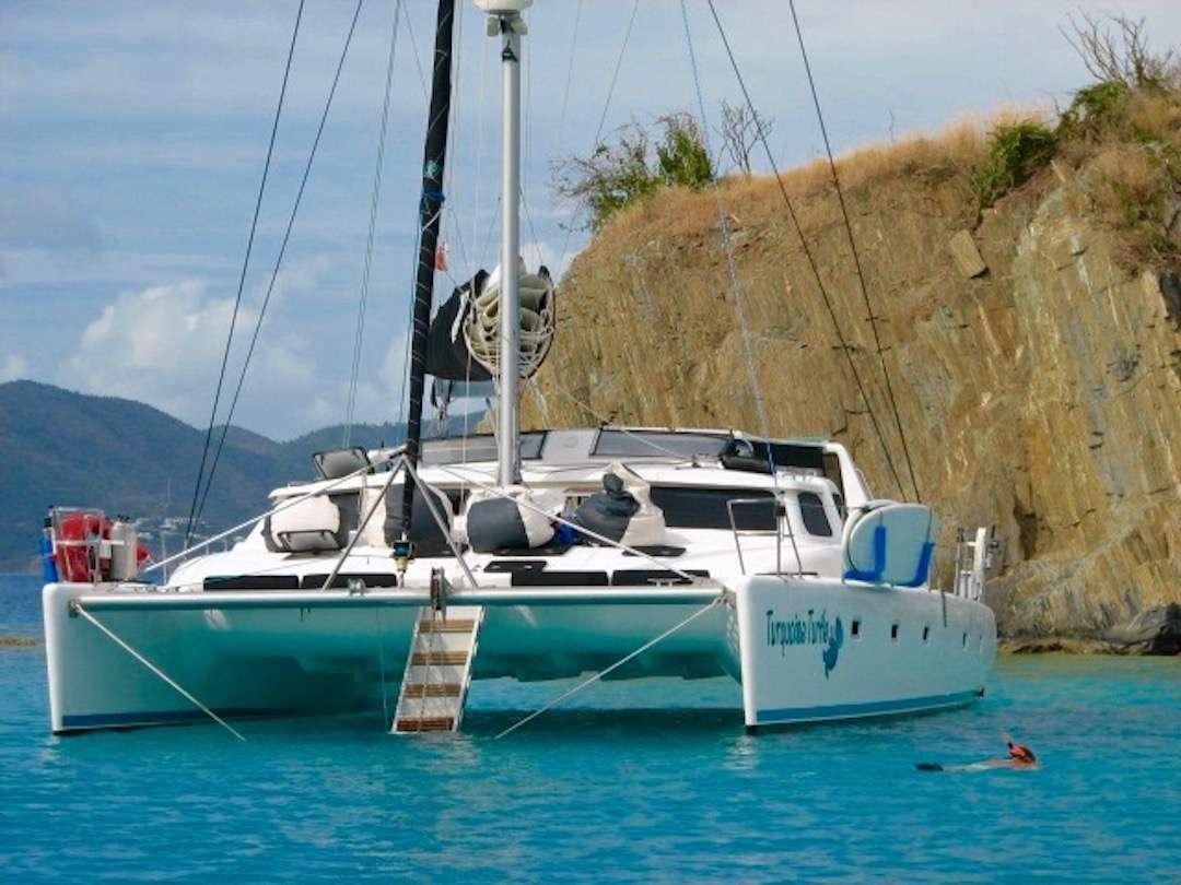 TURQUOISE TURTLE yacht image # 4