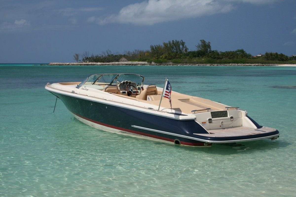 motor yacht RENAISSANCE