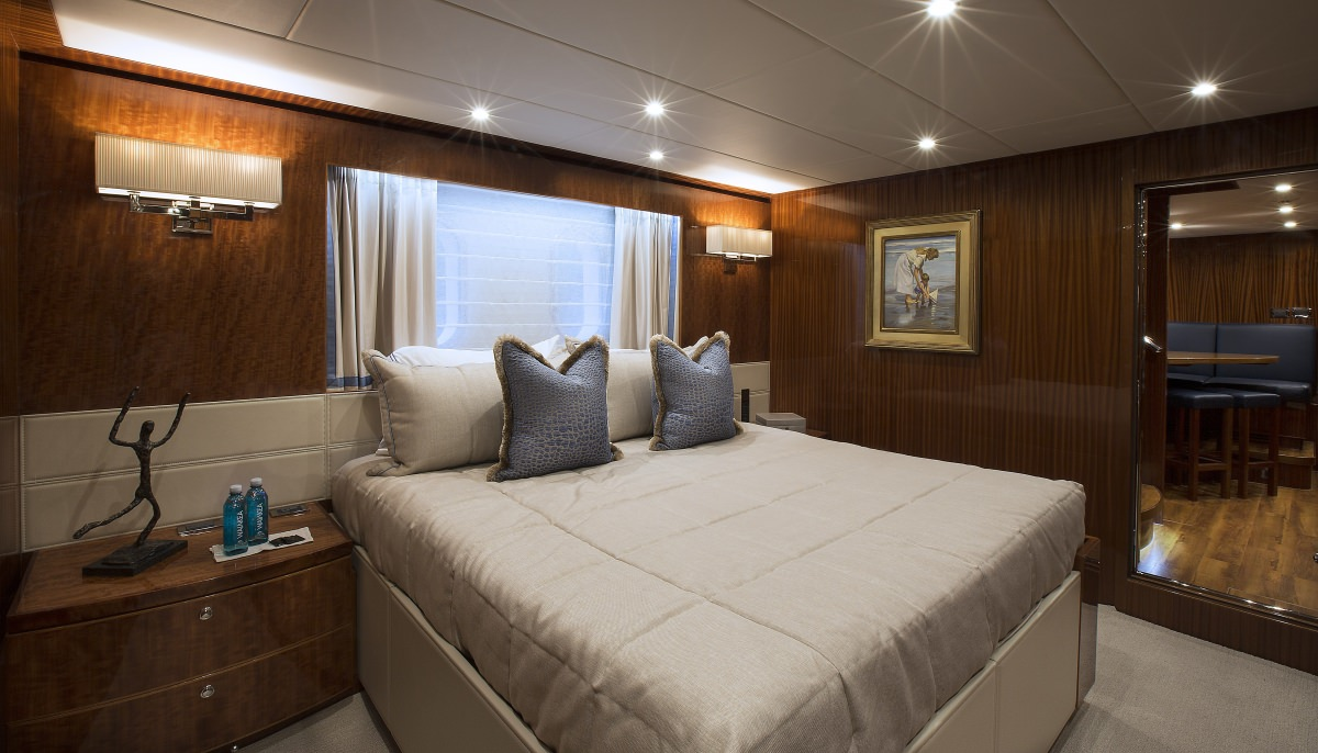 King Bed Stateroom
