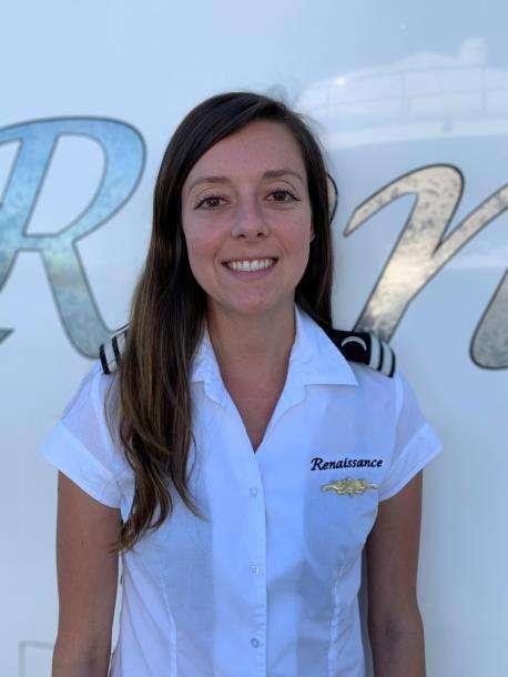 Brittany Harris Chief Stewardess