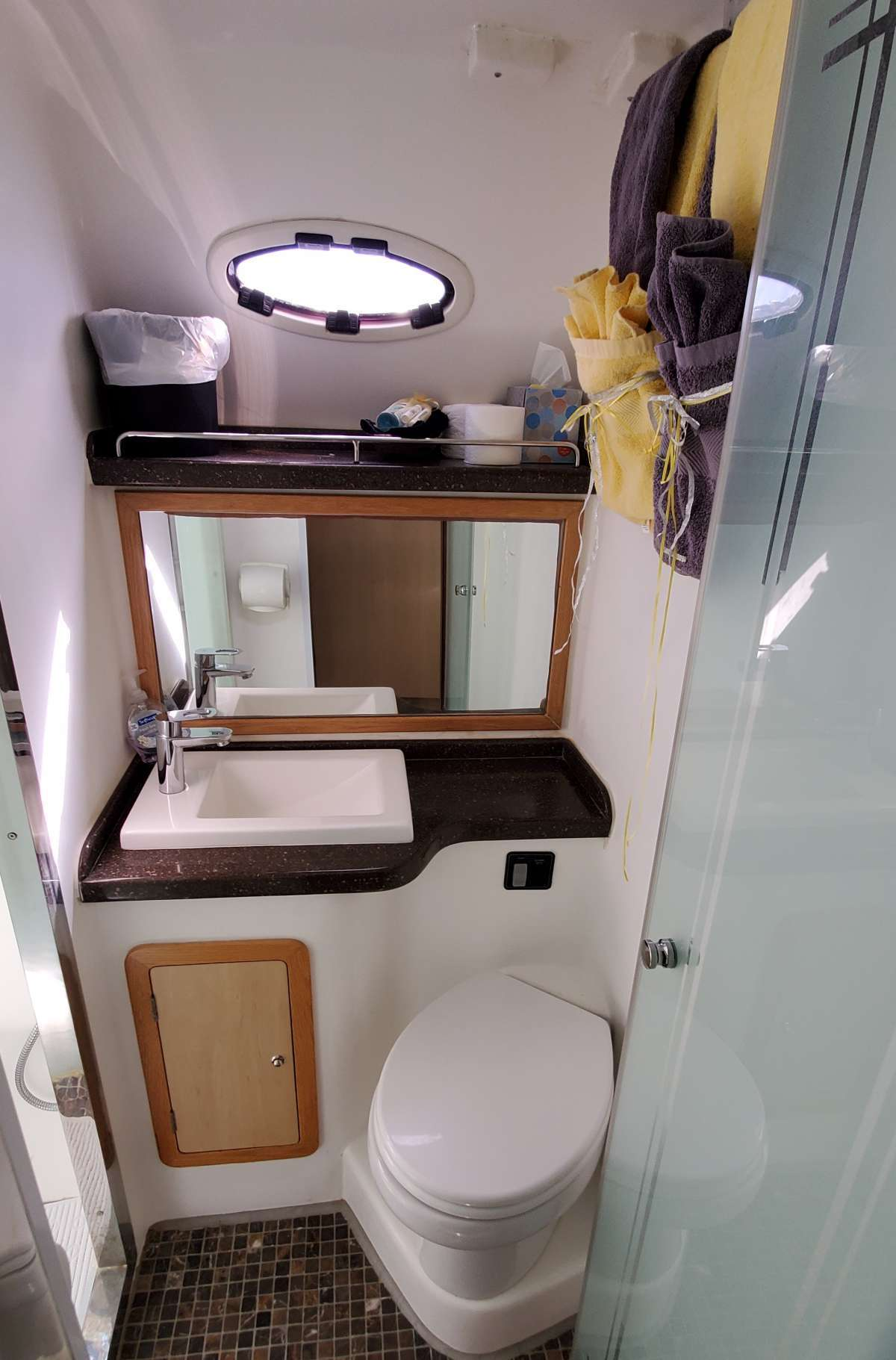Midship Bathroom