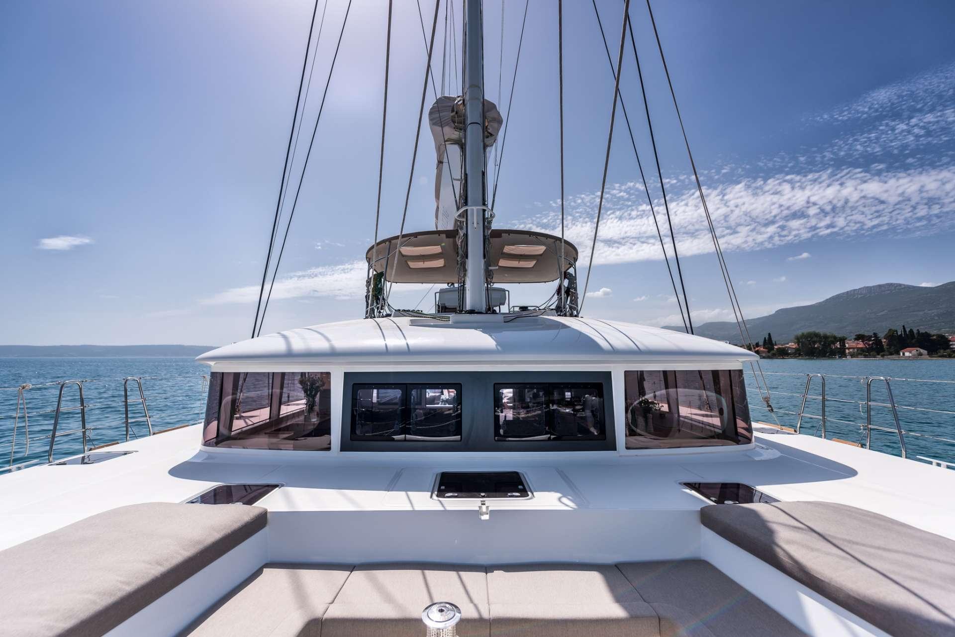 Catamaran Charter Princess Seline (lagoon 560 S2)