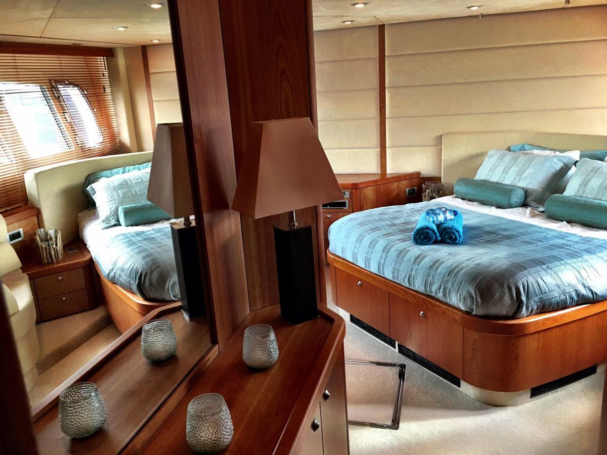 motor yacht Sirena