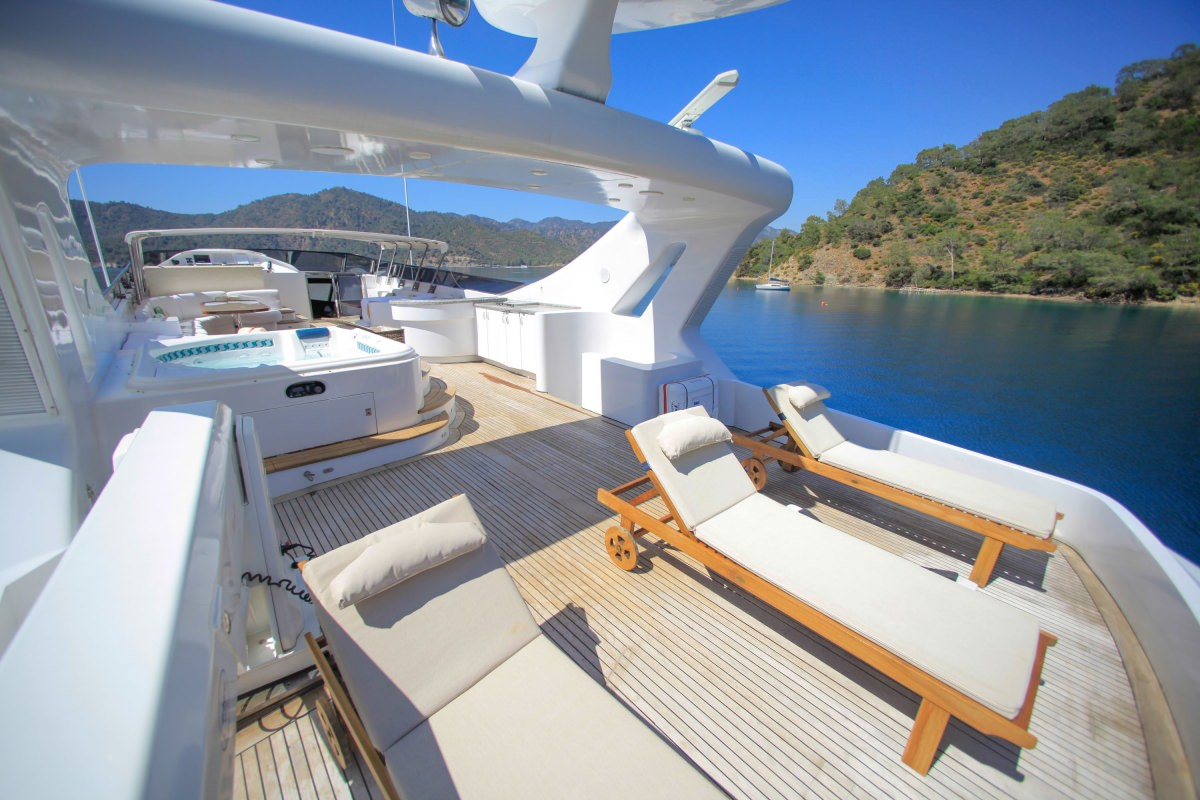 motor yacht HULYA