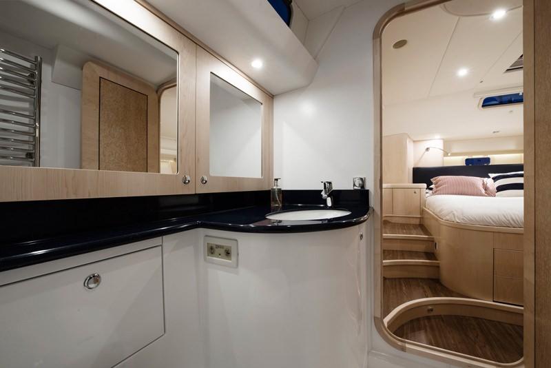 master cabin en-suite