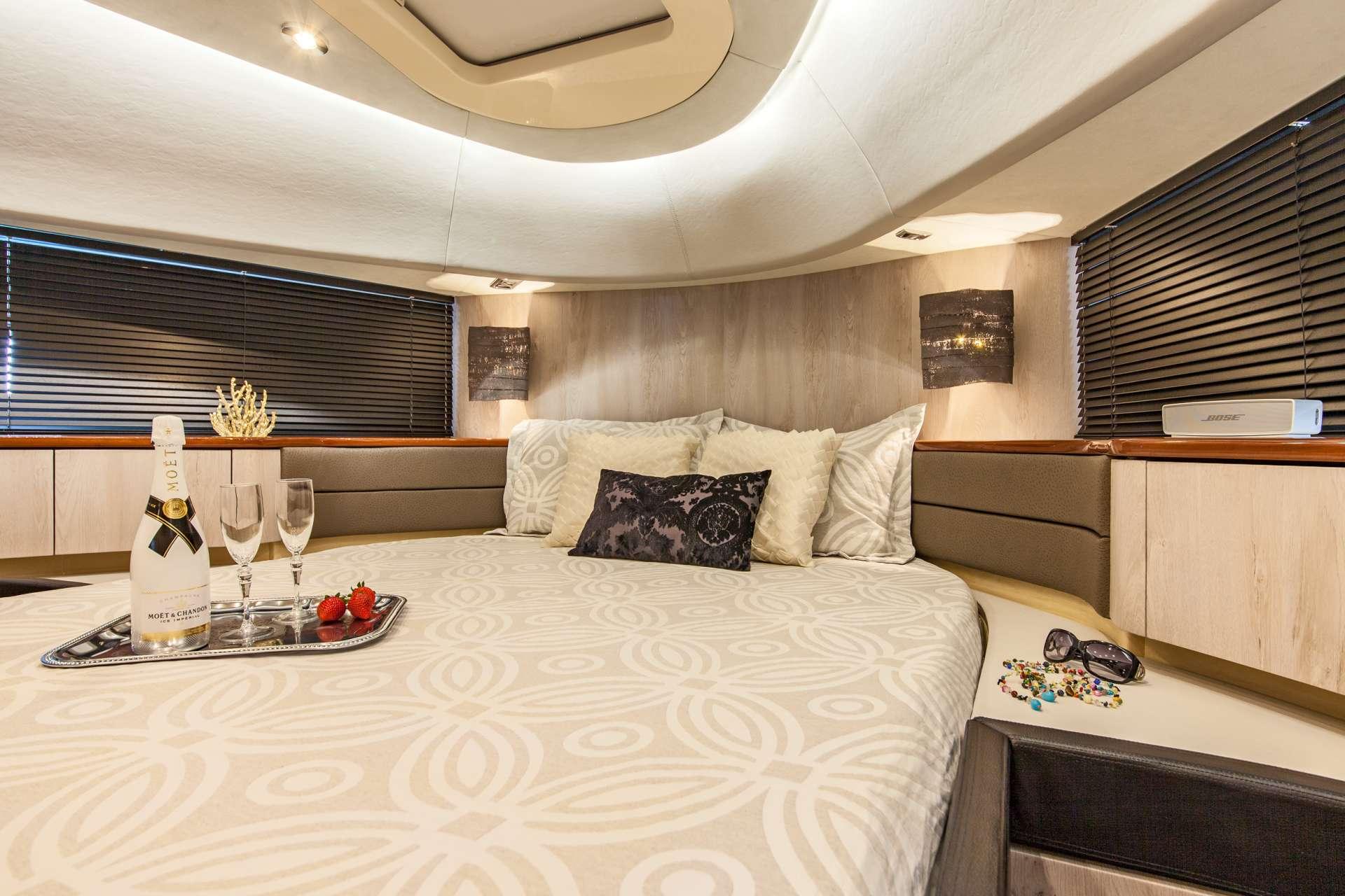Nirvana VIP cabin