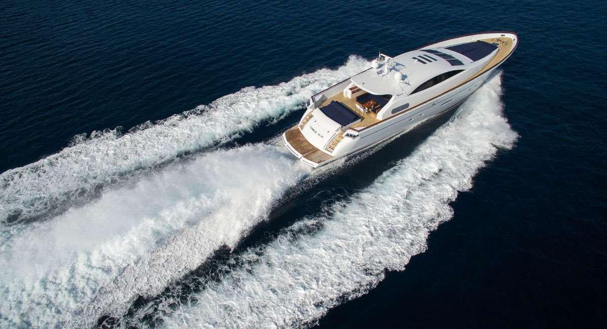 motor yacht KAMBOS BLUE