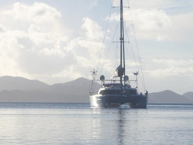 Catamaran Charter Frenk