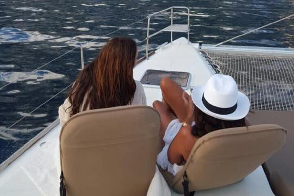Catamaran Charter Italycat