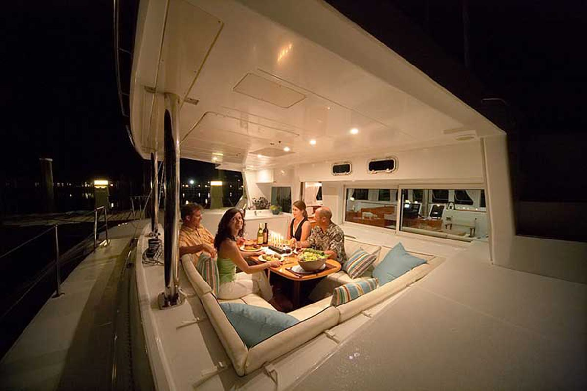 Catamaran Italycat