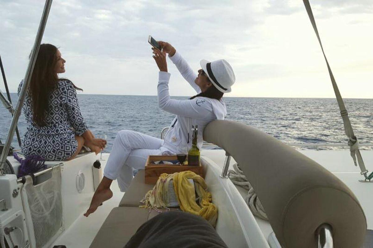Sailing Yacht Italycat