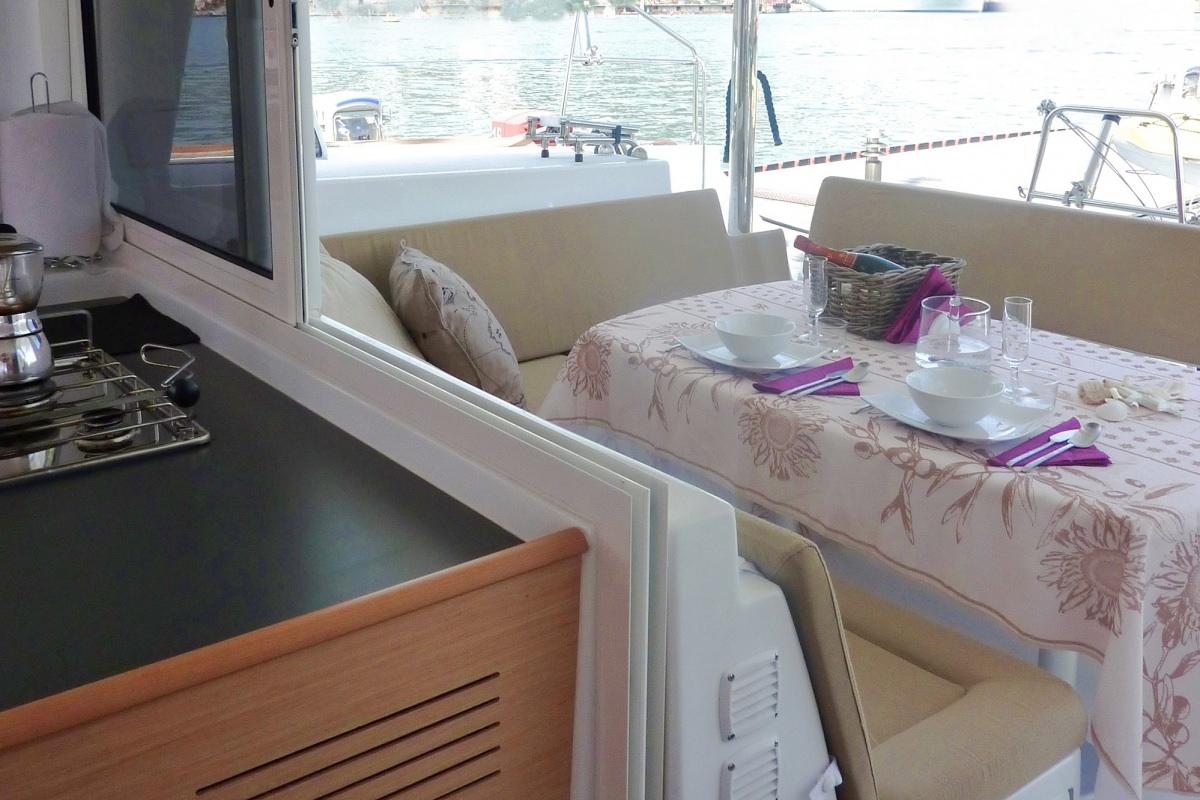 Catamaran Charter Maisha