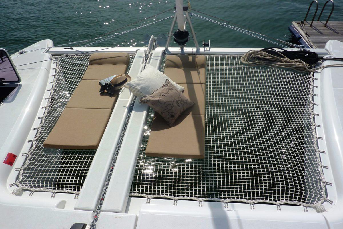 Sailing Yacht Maisha