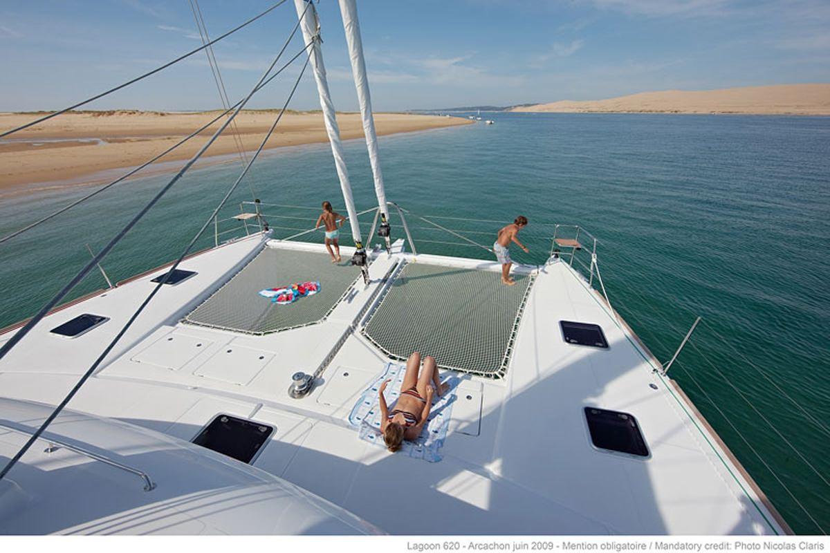 Catamaran Charter Lady Rachel