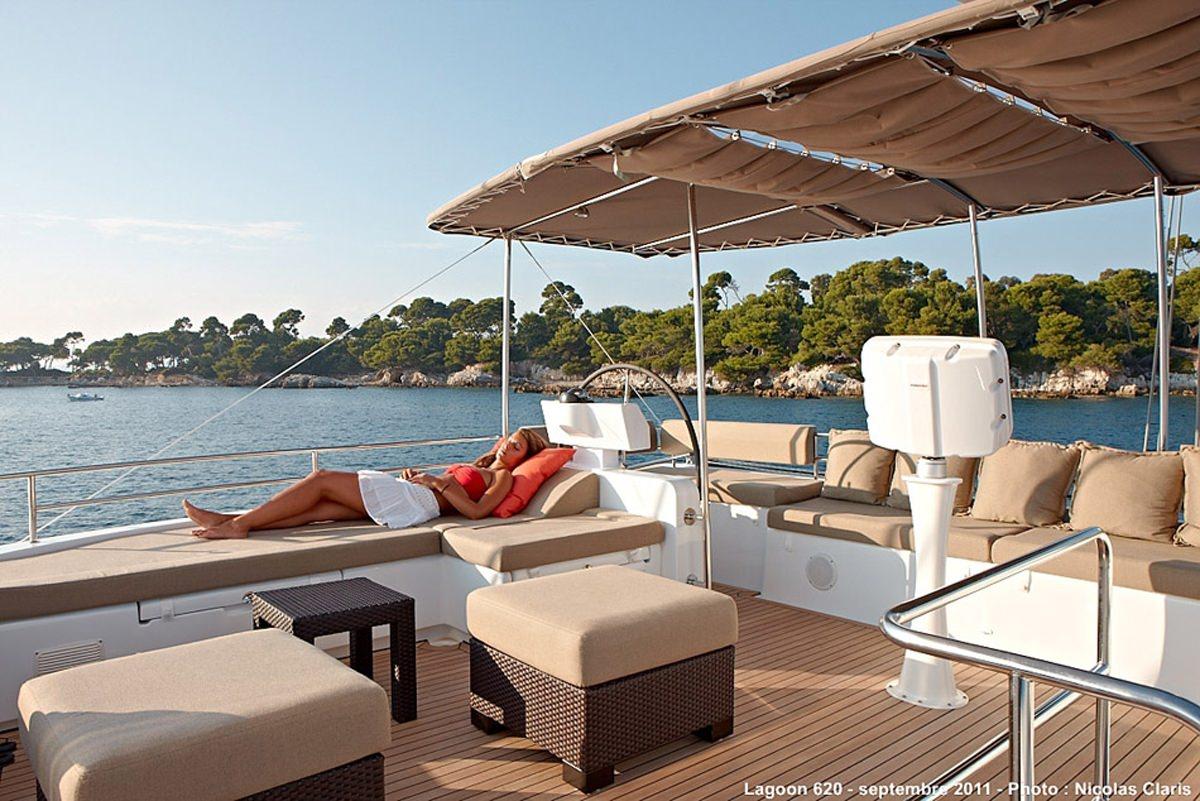 Sailing Yacht Lady Rachel