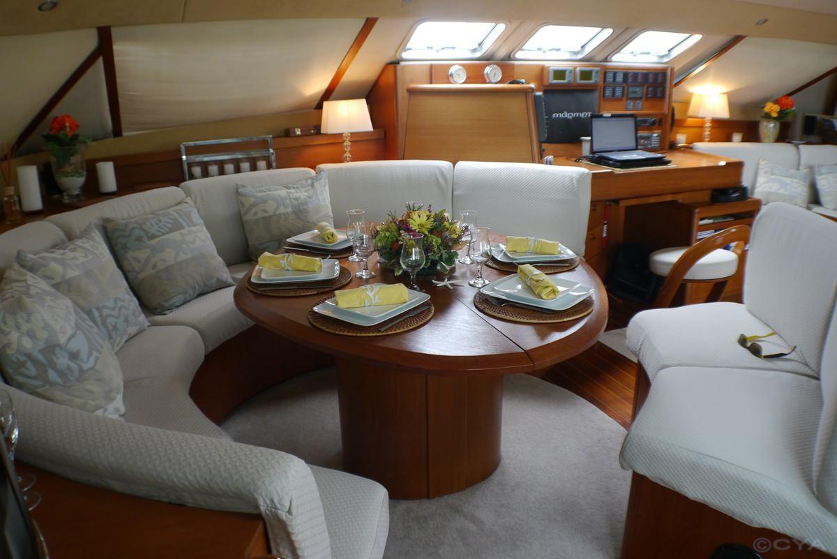 Catamaran Charter Marmot