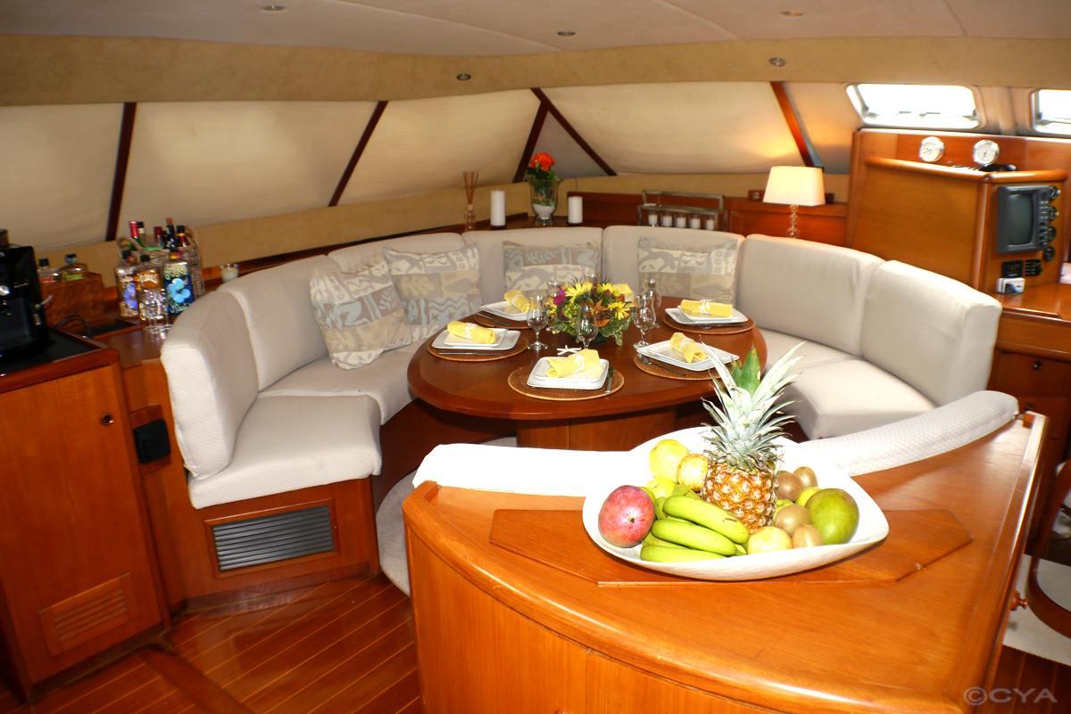 Yacht charter Marmot