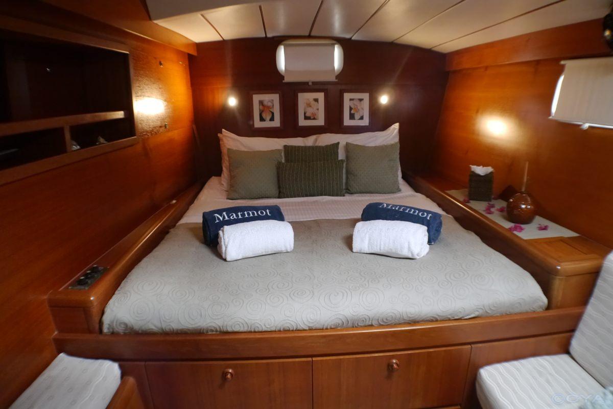 Marmot Yacht Vacation