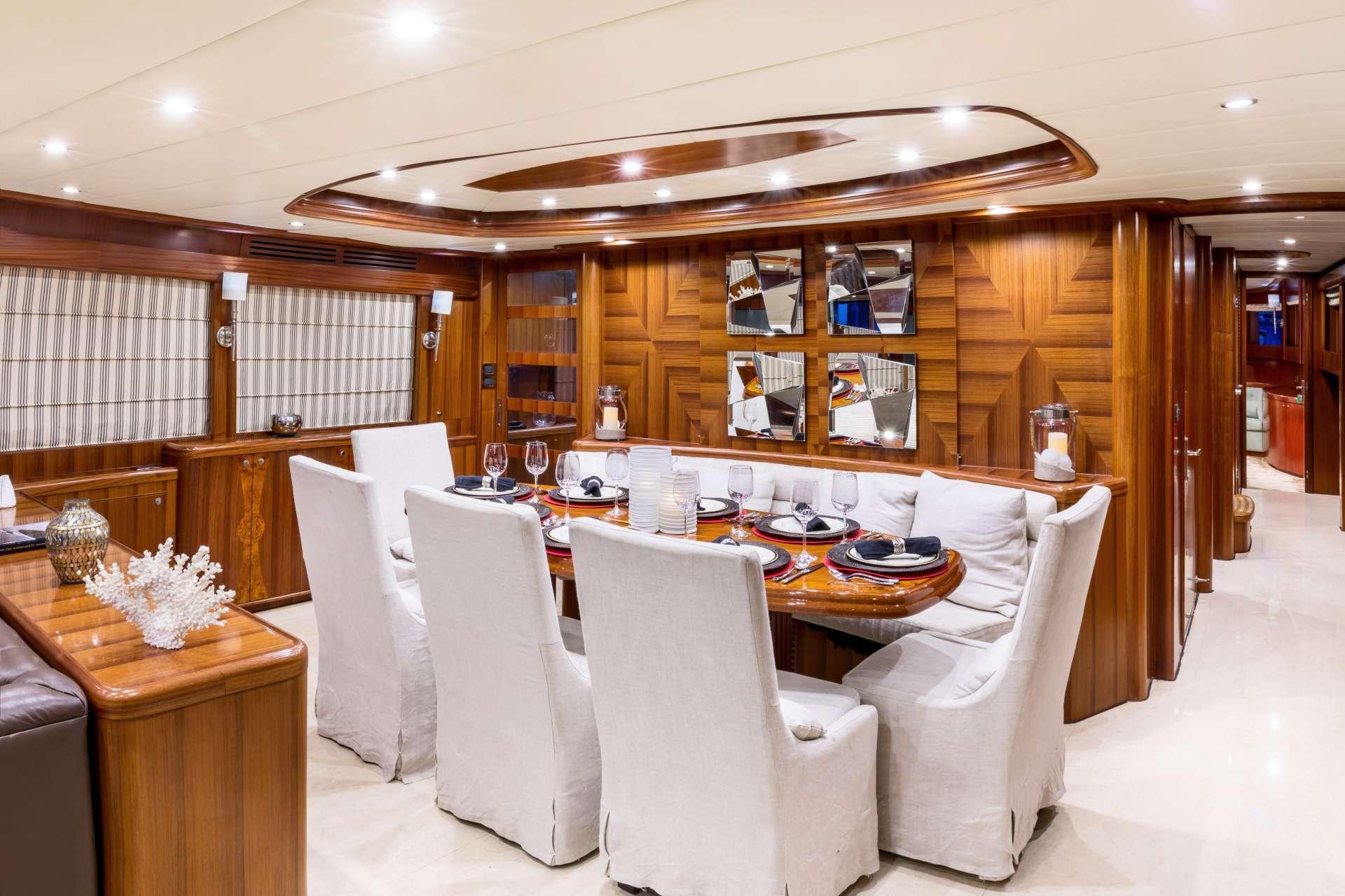 motor yacht JULIA DOROTHY