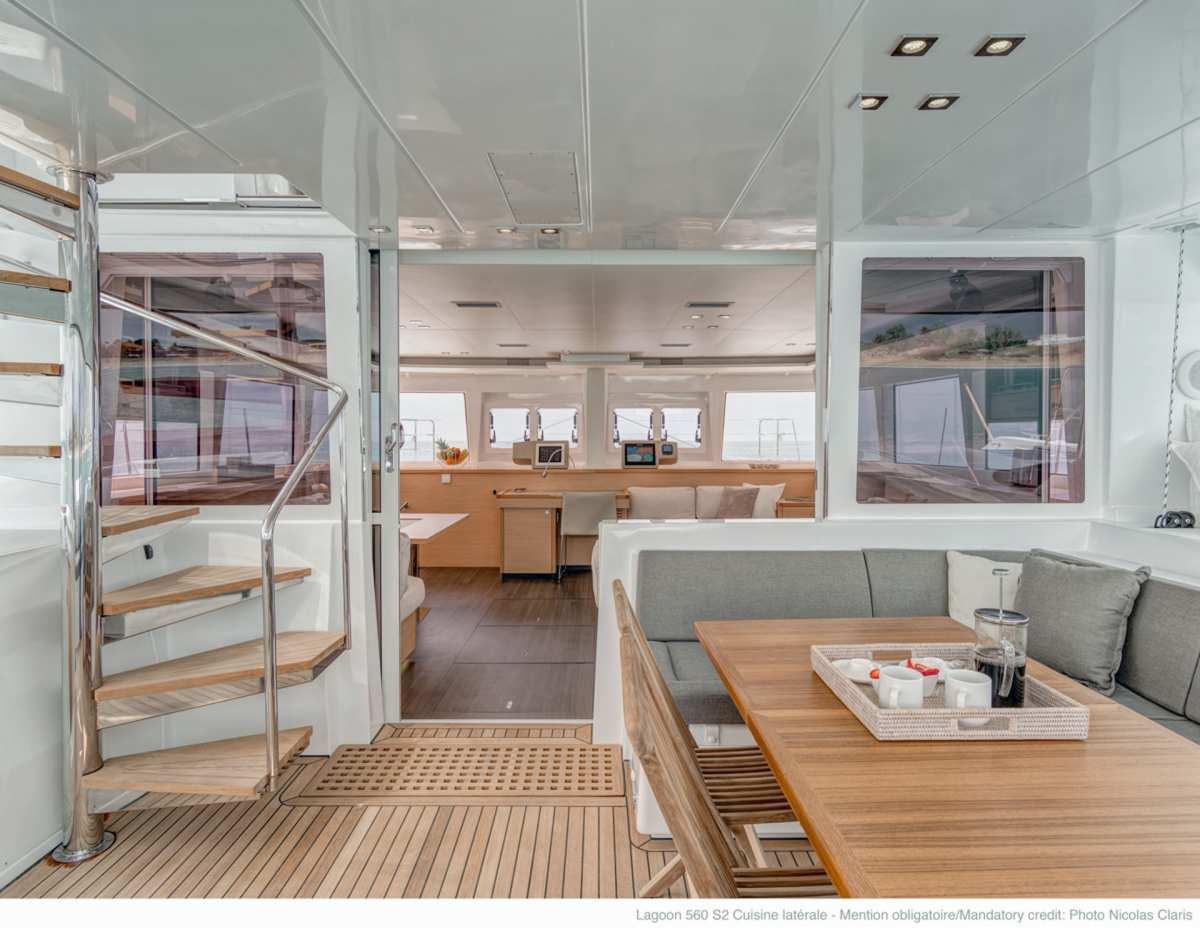 Catamaran Charter Daddy