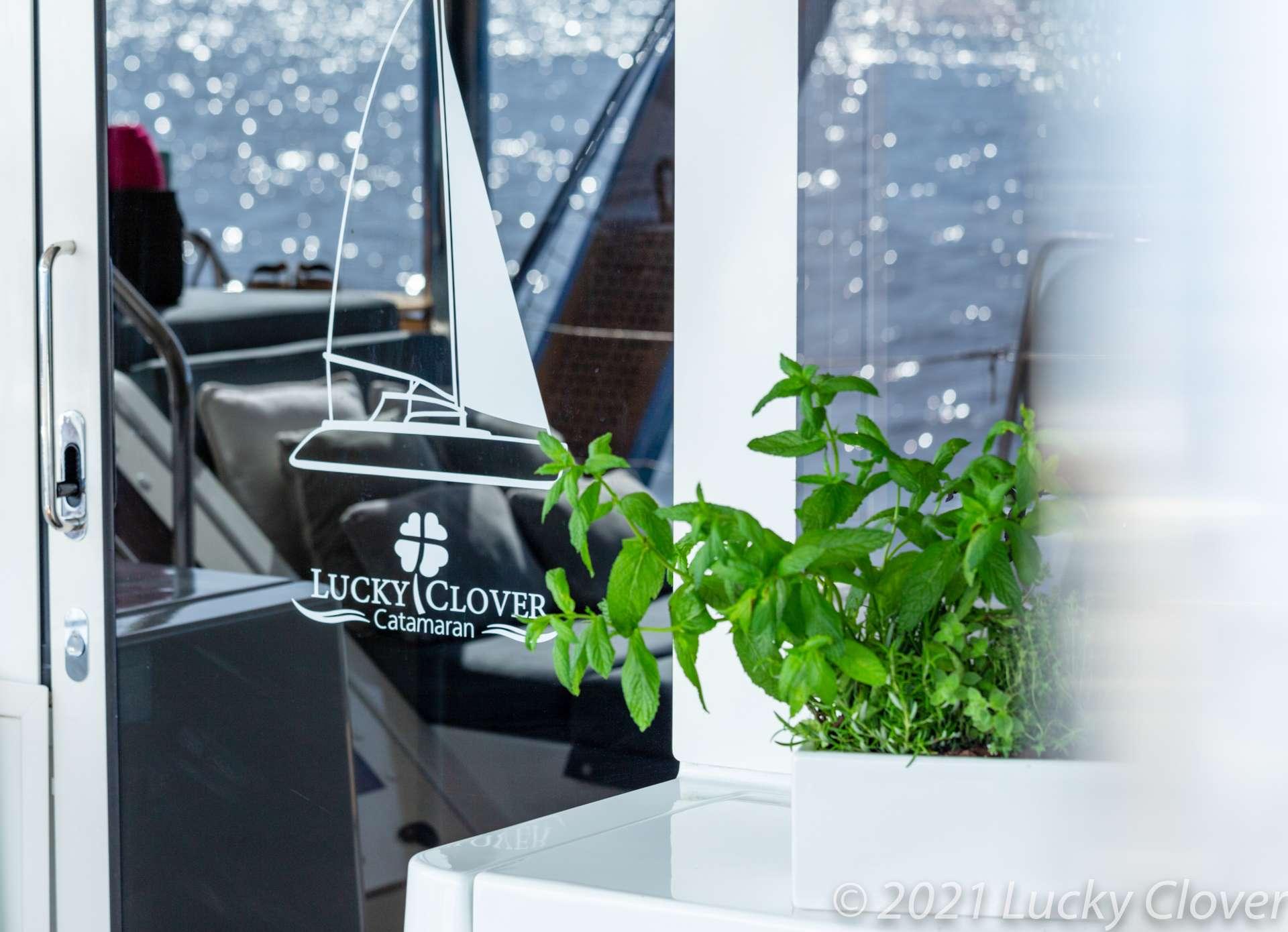 Catamaran Charter Lucky Clover