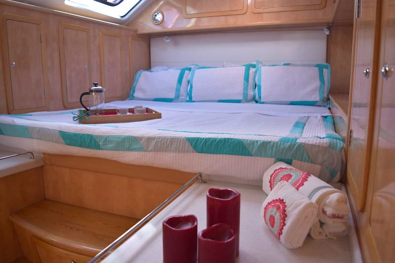 Second King Stateroom