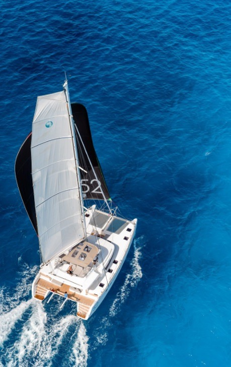 Catamaran Charter Be Happy