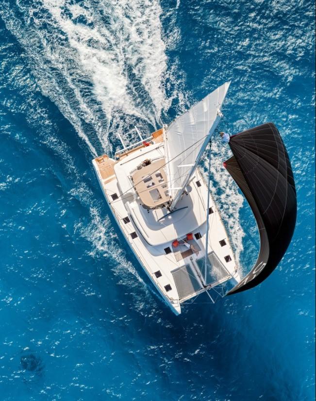 Sailing Yacht Be Happy